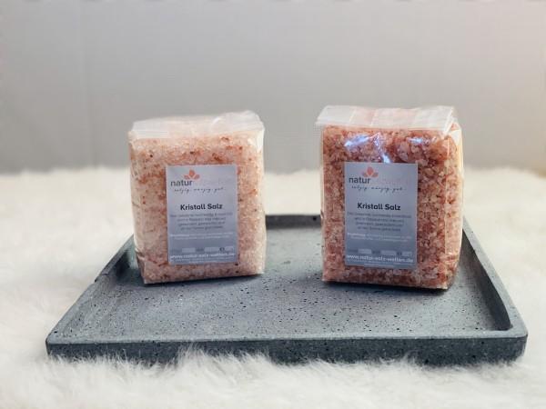 Kristall Salz Granulat 1-3mm